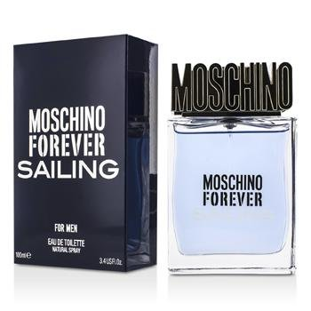 Moschino Forever Sailing by Moschino Eau De Toilette Spray 3.4 oz for Men