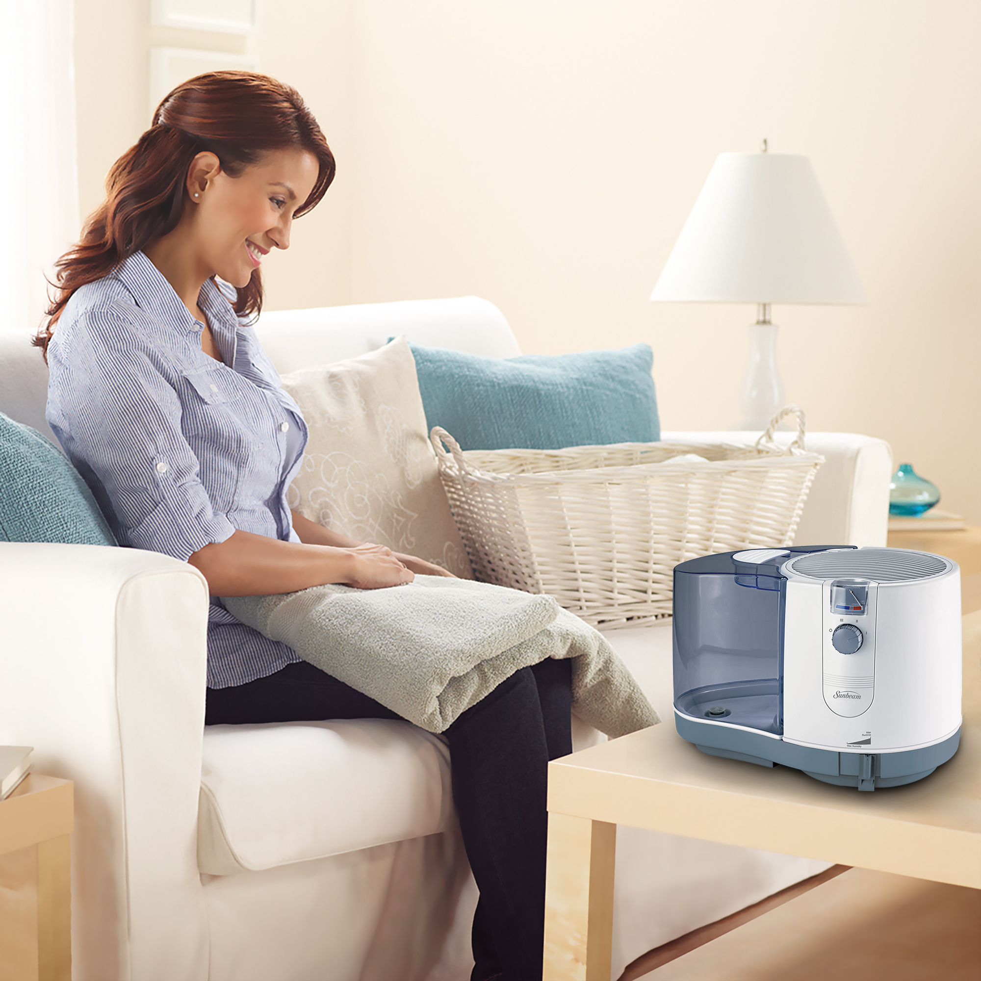 Sunbeam Cool Mist Humidifier O...