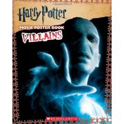 Harry Potter and the Deathly Hallows Part I: Movie Villains (Harry Potter Movie Tie-In)
