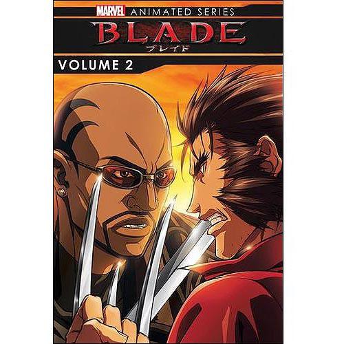 Marvel Animated Series: Blade, Volume 2 (Anamorphic Widescreen)