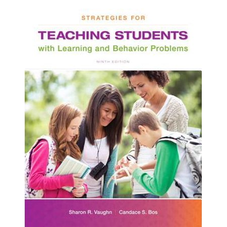 Strategies for Teaching Students with Learning and Behavior Problems, Enhanced Pearson Etext with Loose-Leaf Version -- Access Card