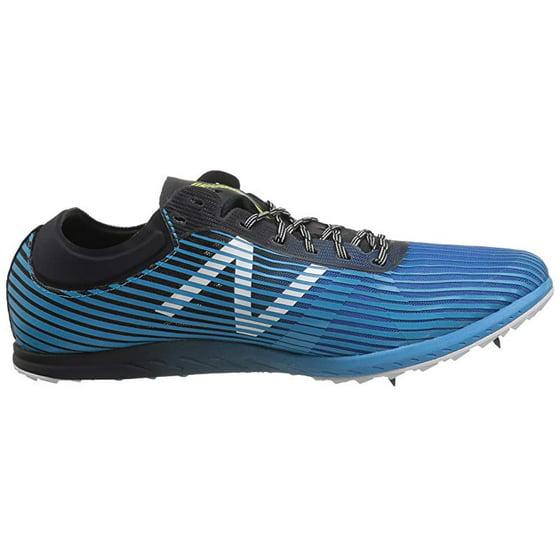 New Balance Men's 5K V4 Cross Country Running Shoe, Bright Blue, 7.5 D US
