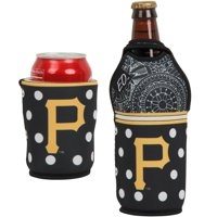 Pittsburgh Pirates Either/Or Can or Bottle Insulator Cooler