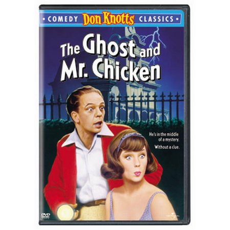 Halloween Ghost Projection Dvd (The Ghost And Mr. Chicken)