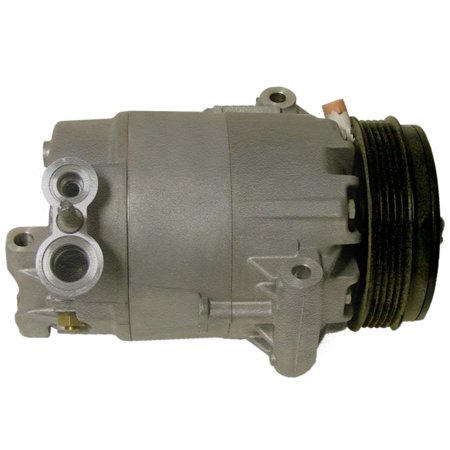 AC Delco 15-21519 A/C Compressor, With clutch (New A/c Compressor)