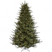 Vickerman A110346LED 4.5 ft. x 41 in. Itasca Frasier 250 WmWht