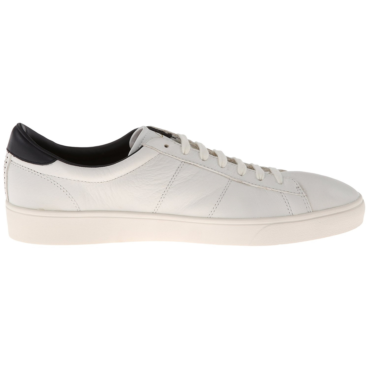 Fred Perry Men Spencer Leather Casual Sneaker