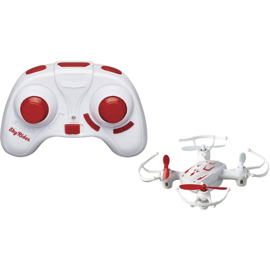Sky Rider Mini Quadcopter Drone with LEDs, DR177R