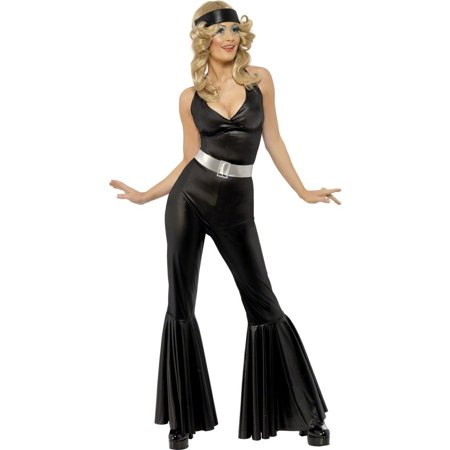 Adult 70s Diva Costume Smiffys 33842, Small