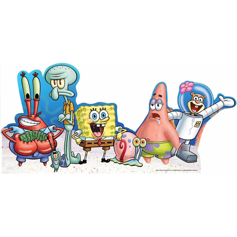 SpongeBob Group Standee by Generic