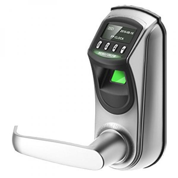 ZKTeco L7000-U OLED Display Keyless Biometric Fingerprint...