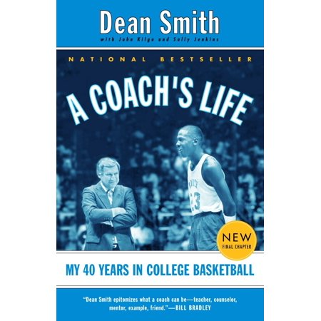 A Coach's Life : My 40 Years in College