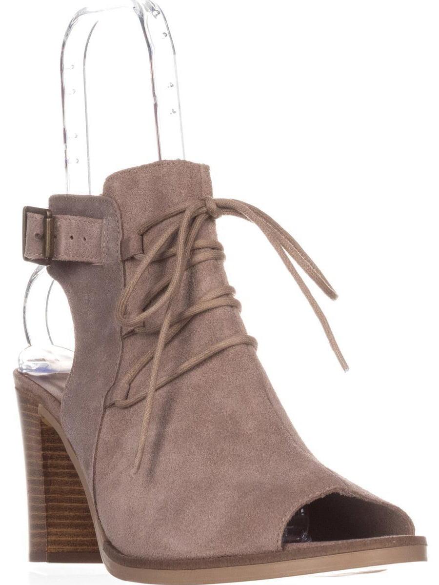 Womens Bella Vita Pruitaly Peep Toe Sandals, Almond, 11 WW US by Bella Vita