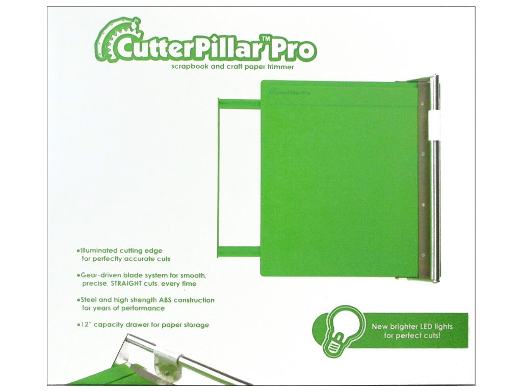 Cutterpillar Pro Abs Paper Trimmer by Cutterpillar