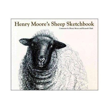 Henry Moores Sheep Sketchbook by