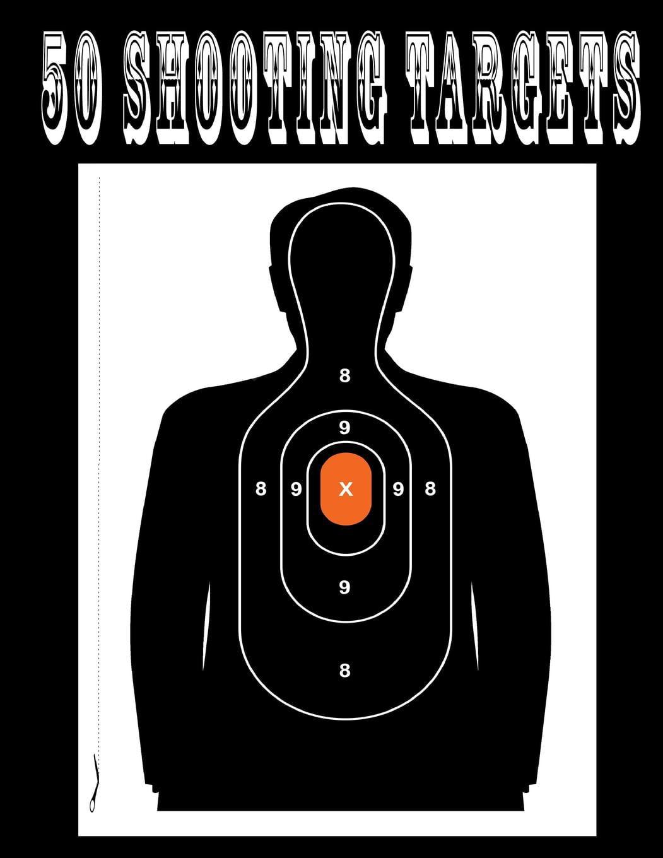 50 Shooting Targets 8 5