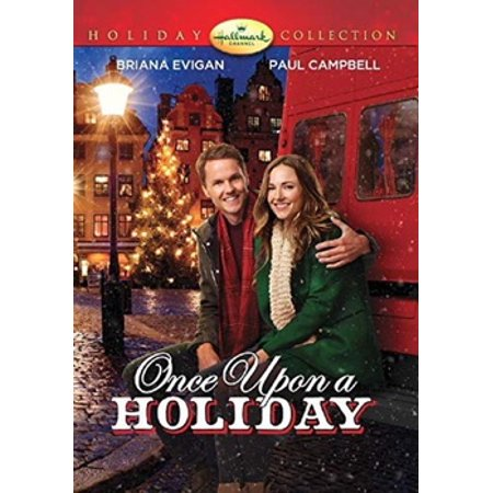 Once Upon a Holiday (DVD)
