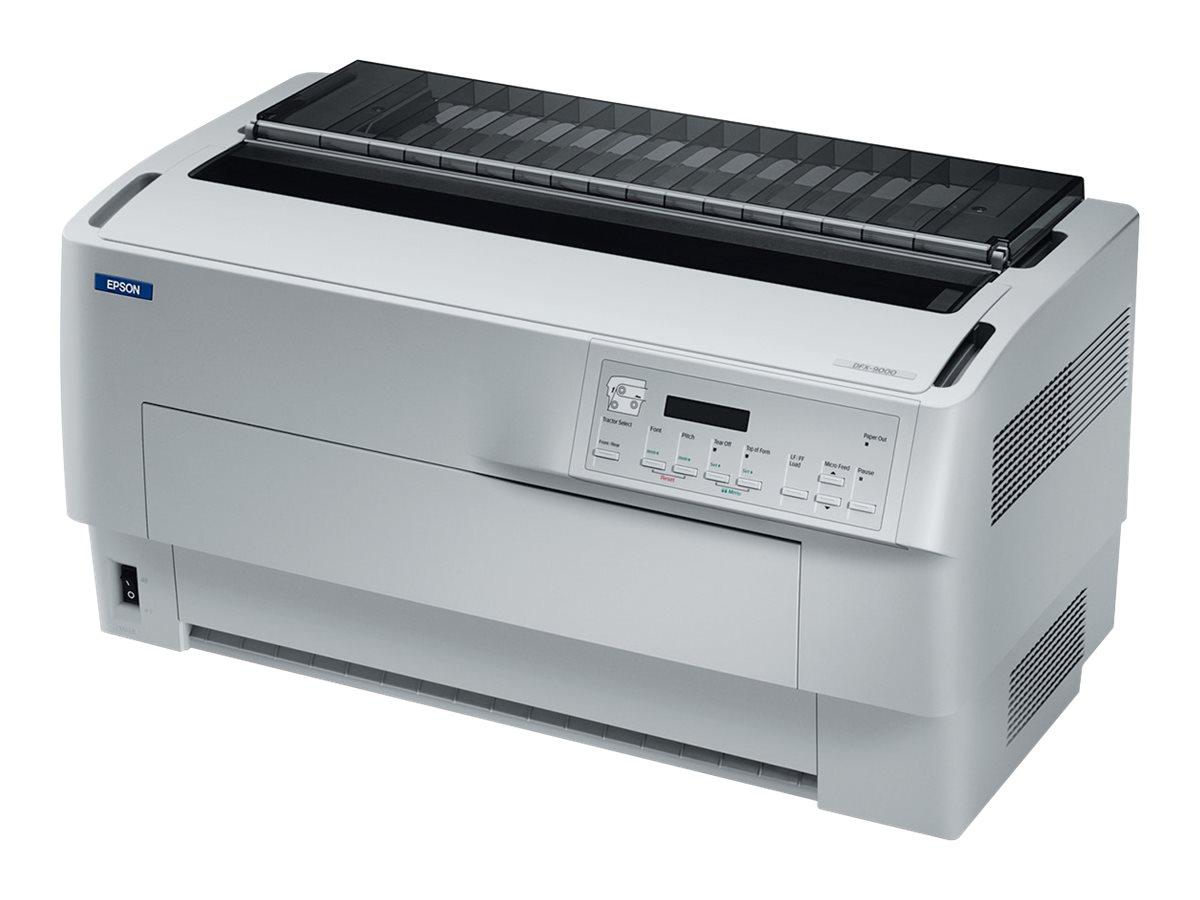 Epson DFX 9000 printer monochrome dot-matrix by Epson