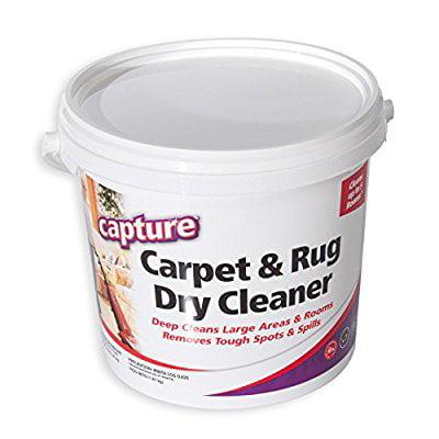 Capture Carpet Dry Cleaner 2 5Lb Pail