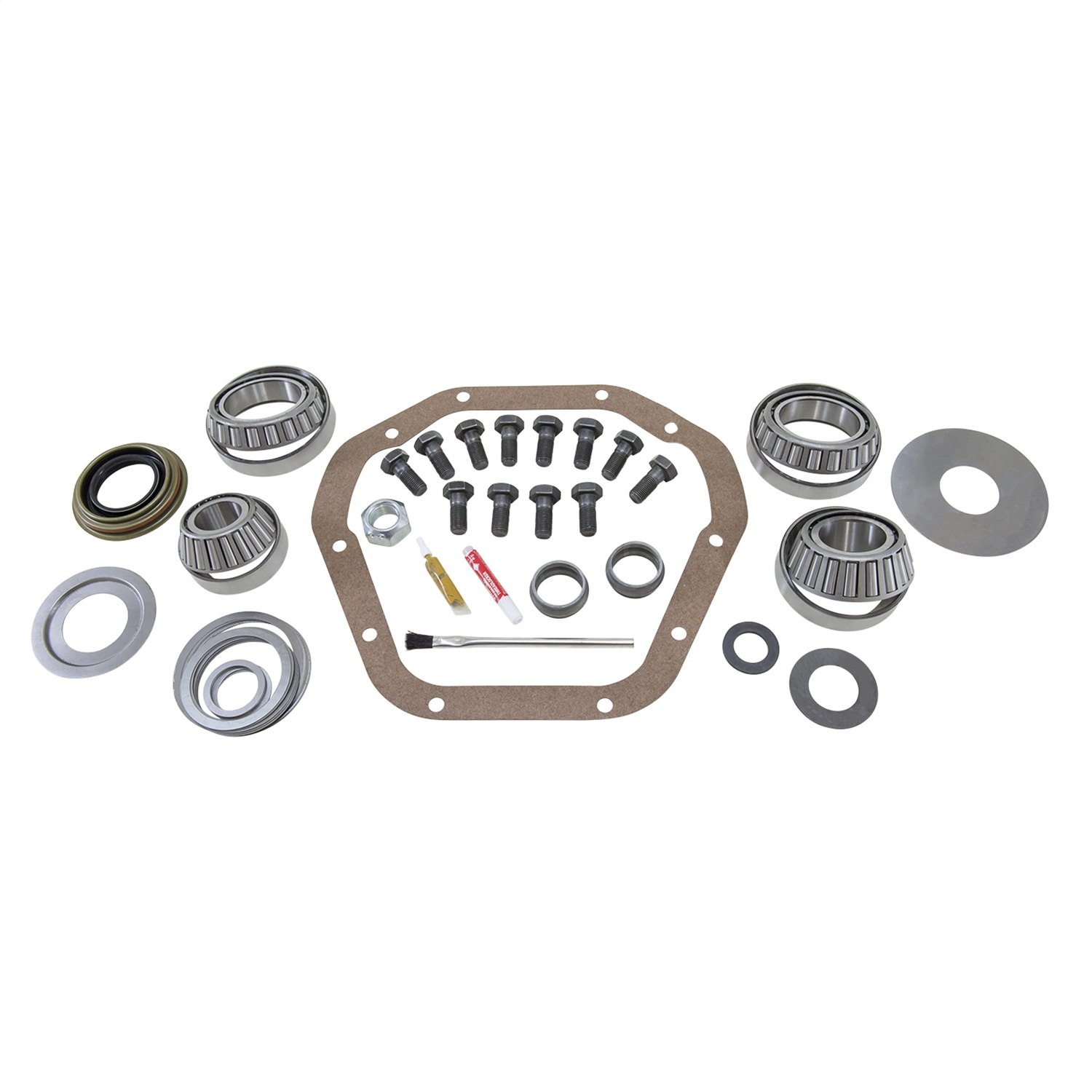 Yukon Gear YK D60-F Master Kit Differential Ring and Pinion Installation Kit - image 1 of 1