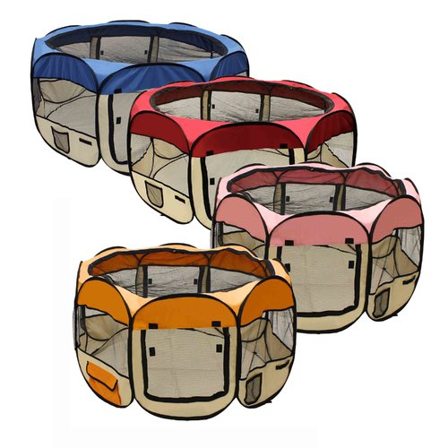 Tucker Murphy Pet Merriam Octagon Pet Pen