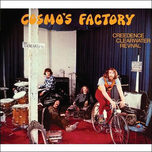 Cosmo's Factory (40th Anniversary Edition) (Remaster)