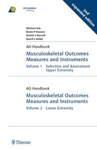 Musculoskeletal Outcomes Measures and Instruments eBook by