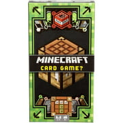 Minecraft Card Game, Strategy Game for Players 8 Years and Older