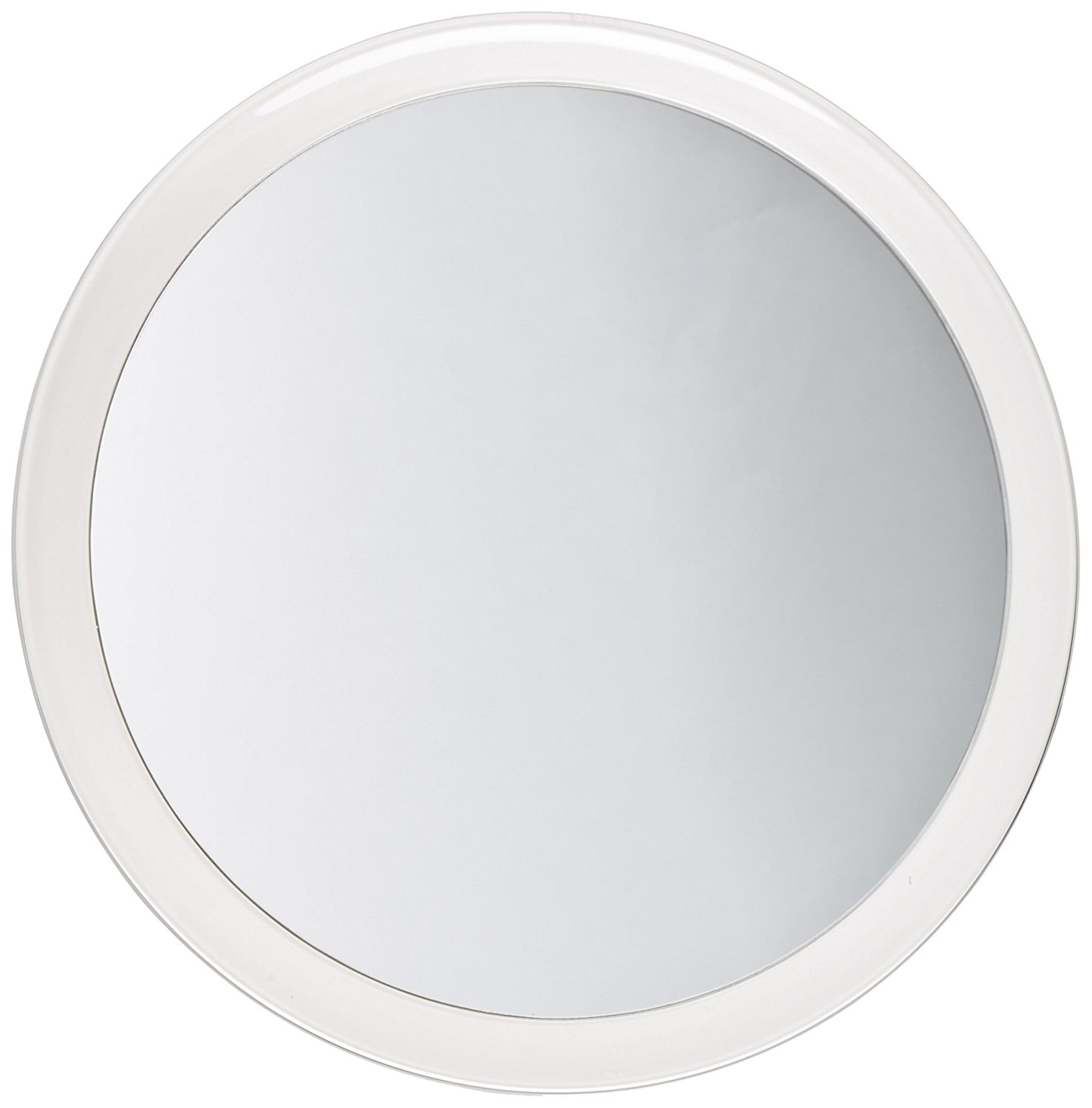 JSC5 9 Inch Portable Suction Mirror With 5x Magnification And Vinyl Travel  Case, Chrome And..., Portable Bathroom Mirror With Suctio, By Jerdon    Walmart. ...