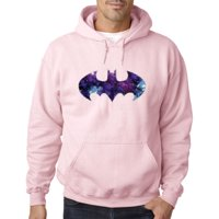 631 - Hoodie Batman Dark Knight Galaxy Logo Parody Sweatshirt