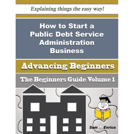 Irwin Guide - How to Start a Public Debt Service Administration Business (Beginners Guide) - eBook