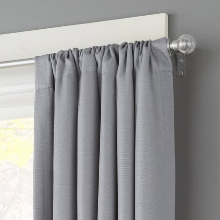 Curtains Ideas curtain rod walmart : Kenney 1/2