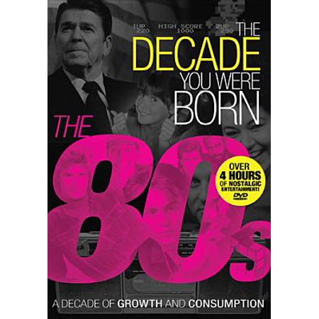 The Decade You Were Born: 1980s (DVD)](Halloween Tv Specials 1980s)
