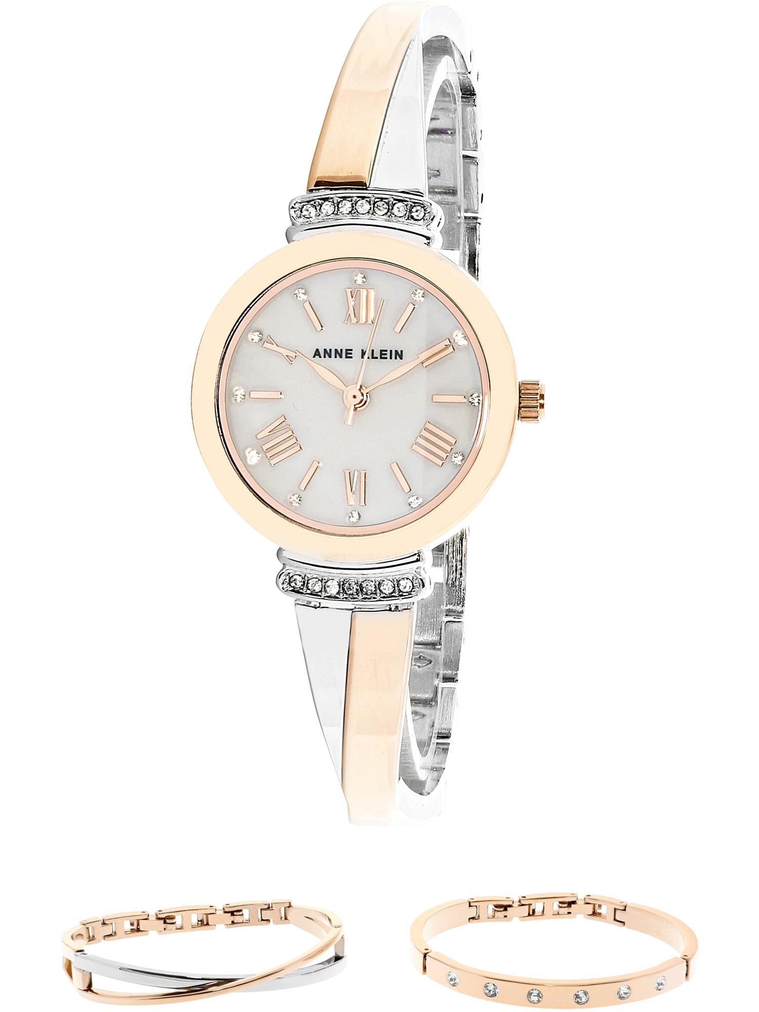 Women's AK-2245RTST Rose-Gold Stainless-Steel Japanese Quartz Fashion Watch