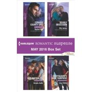 Harlequin Romantic Suspense May 2016 Box Set - eBook