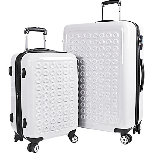 J World Jonit 2 Piece Luggage Set