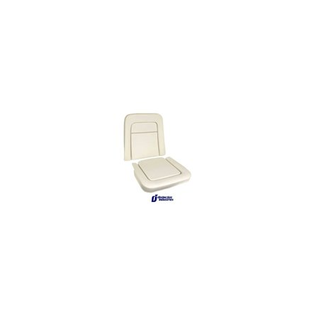 MACs Auto Parts  44-42616  Mustang Seat Foam Set for Standard Bucket (Mustang Sportster Seat)