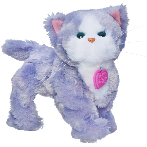 FurReal Friends Walkin' Kitties Pearly Paws Toy