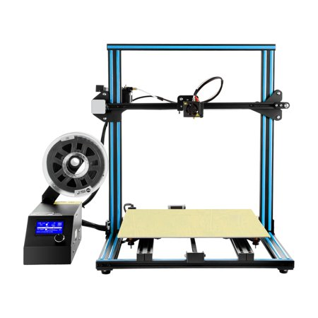 Creality 3D CR 10 3D Desktop DIY Printer Blue