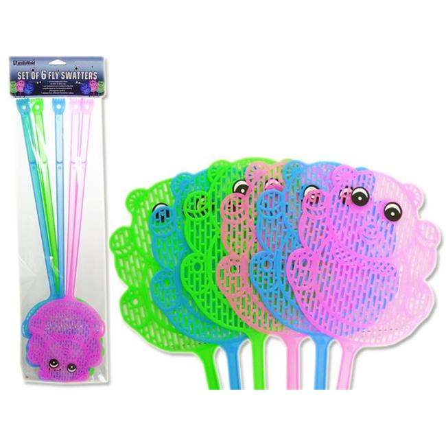 PIC 6 Piece Fly Swatter