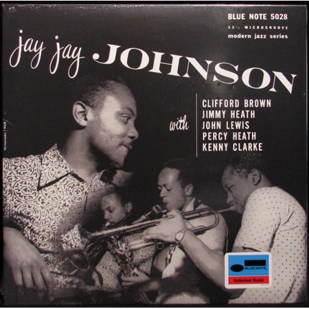 J.J. Johnson - Jay Jay Johnson - Vinyl