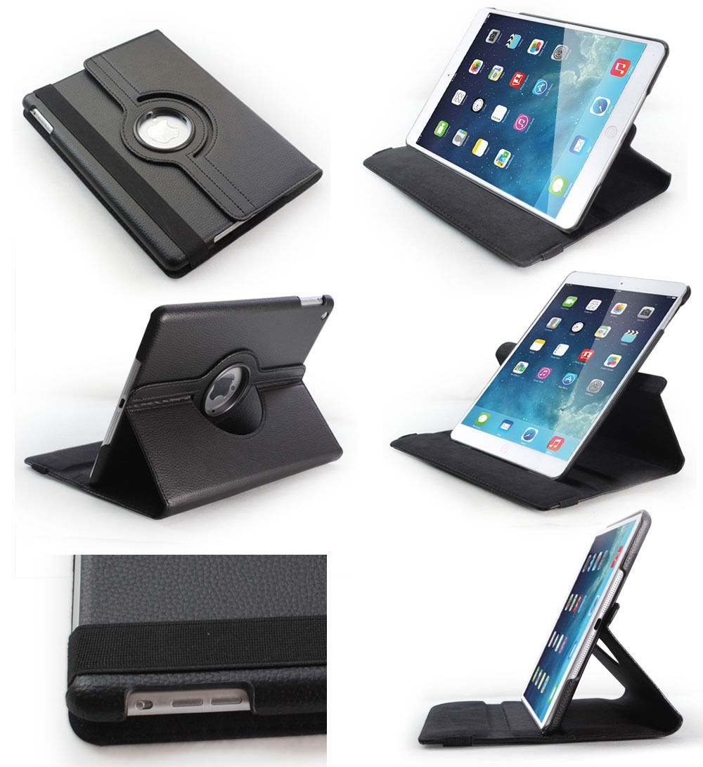 liveditor 360 degree rotating case stand cover for apple ipad rh walmart ca
