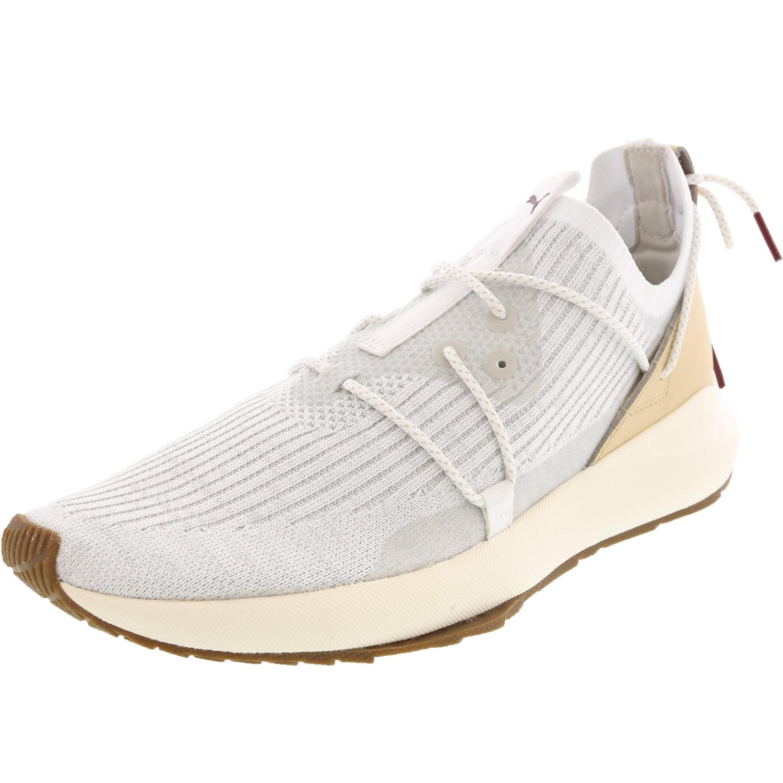 Puma Men's Sf Evo Cat Ii Sock Ls White
