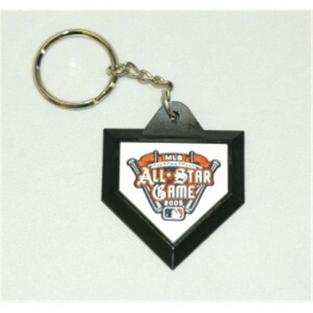 2005 MLB All-Star Game Keychain - Home Plate