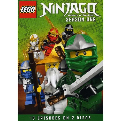 LEGO Ninjago Masters Of Spinjitzu: Season One