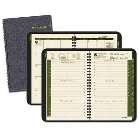 - 70-100G-05 At-A-Glance Appointment Book - Weekly - 4.88