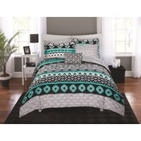 Product Image Mainstays Aztec Scarf Bed In A Bag Coordinating Bedding Set