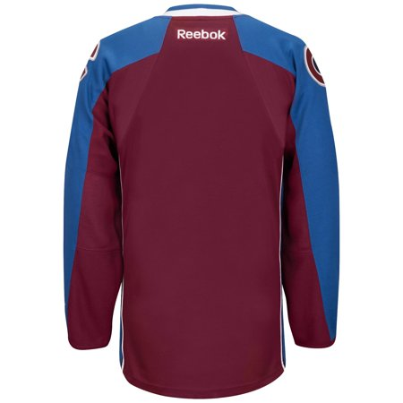 cheap for discount d2ba1 6c741 Colorado Avalanche Reebok Premier Youth Replica Home NHL ...