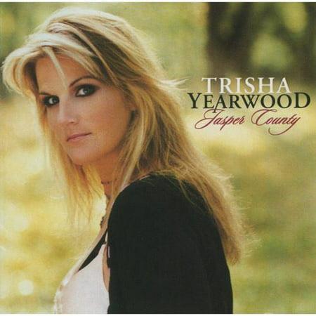 Jasper Disc - Jasper County by Trisha Yearwood BMG CD - Ships N 24h