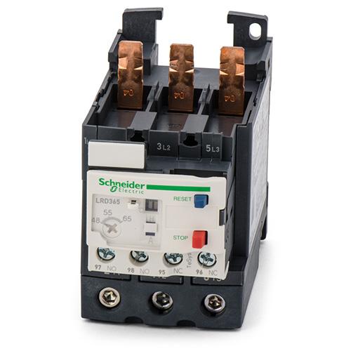 New LRD365 Schneider Electric Overload Relay LRD-365